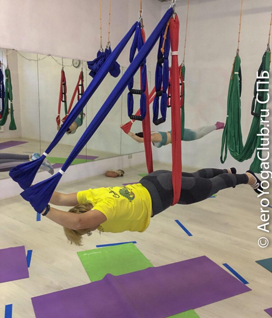 йога-терапия шейный отдел позвоночника