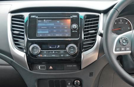 Mitsubishi Triton 2016 MQ Aerpro