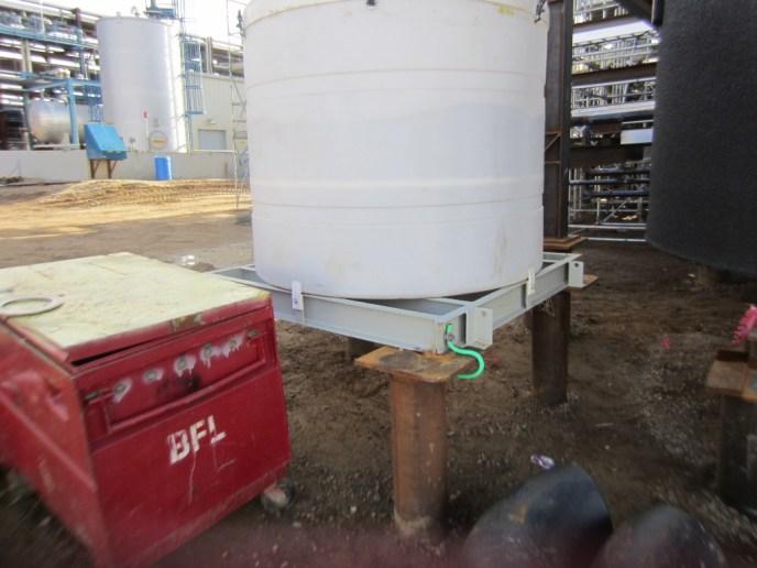 Vent scrubber tank-SRU Project-AB