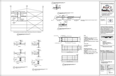 Structural engineering-door opening-Foothills_small