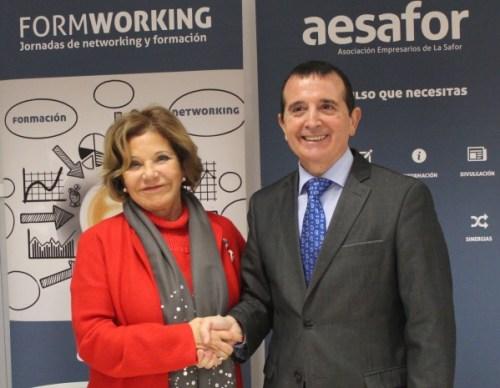 Aesafor firma un convenio de colaboración con EDEM