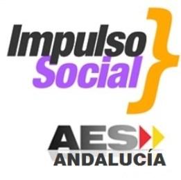 impulso social - aes ANDALUCÍA logo