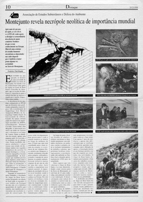 Montejunto Revela Necrópole Neolítica de Importância Mundial