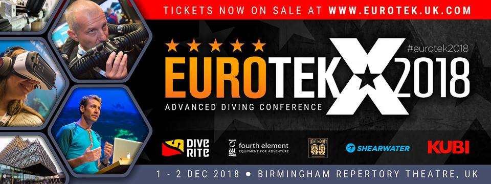 AESDA / XploraSub e a Eurotek 2018