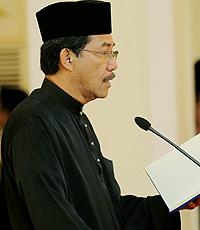Menteri Besar Negeri Sembilan, Datuk Seri Mohamad Hasan