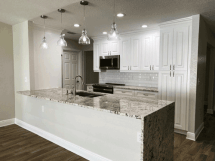 Aes Home Improvements, LLC kitchen remodel