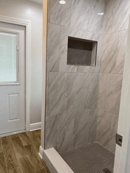 Aes Home Improvements, LLC bathroom remodel