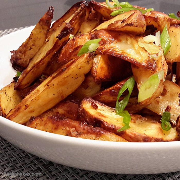 side dishes - Easy Roasted Potatoes