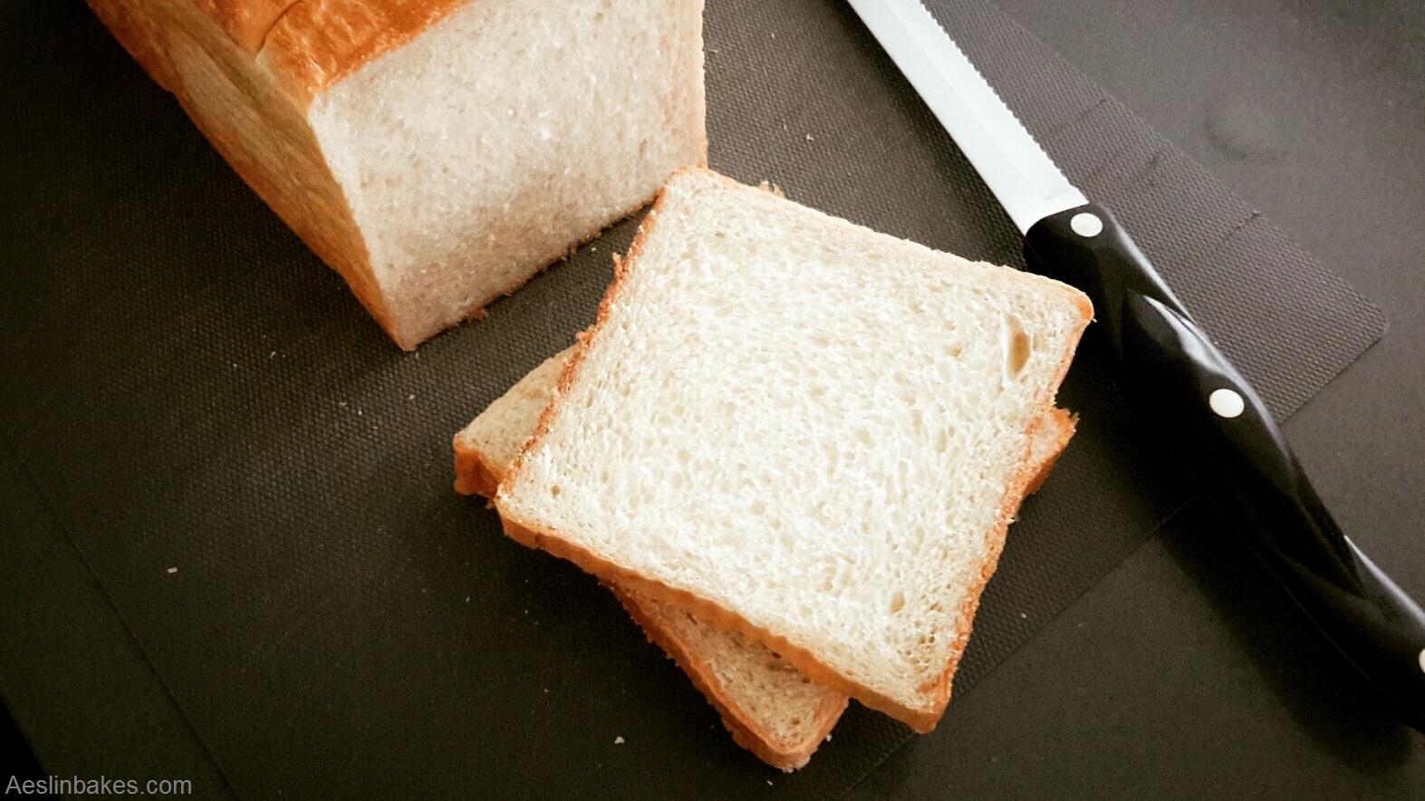 Soft Sandwich Bread 6