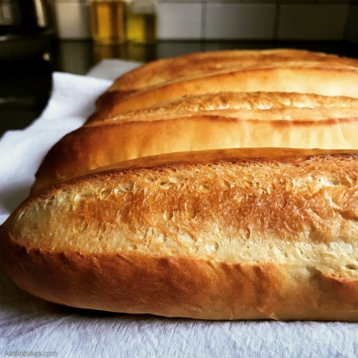 gallery - hoagie bread
