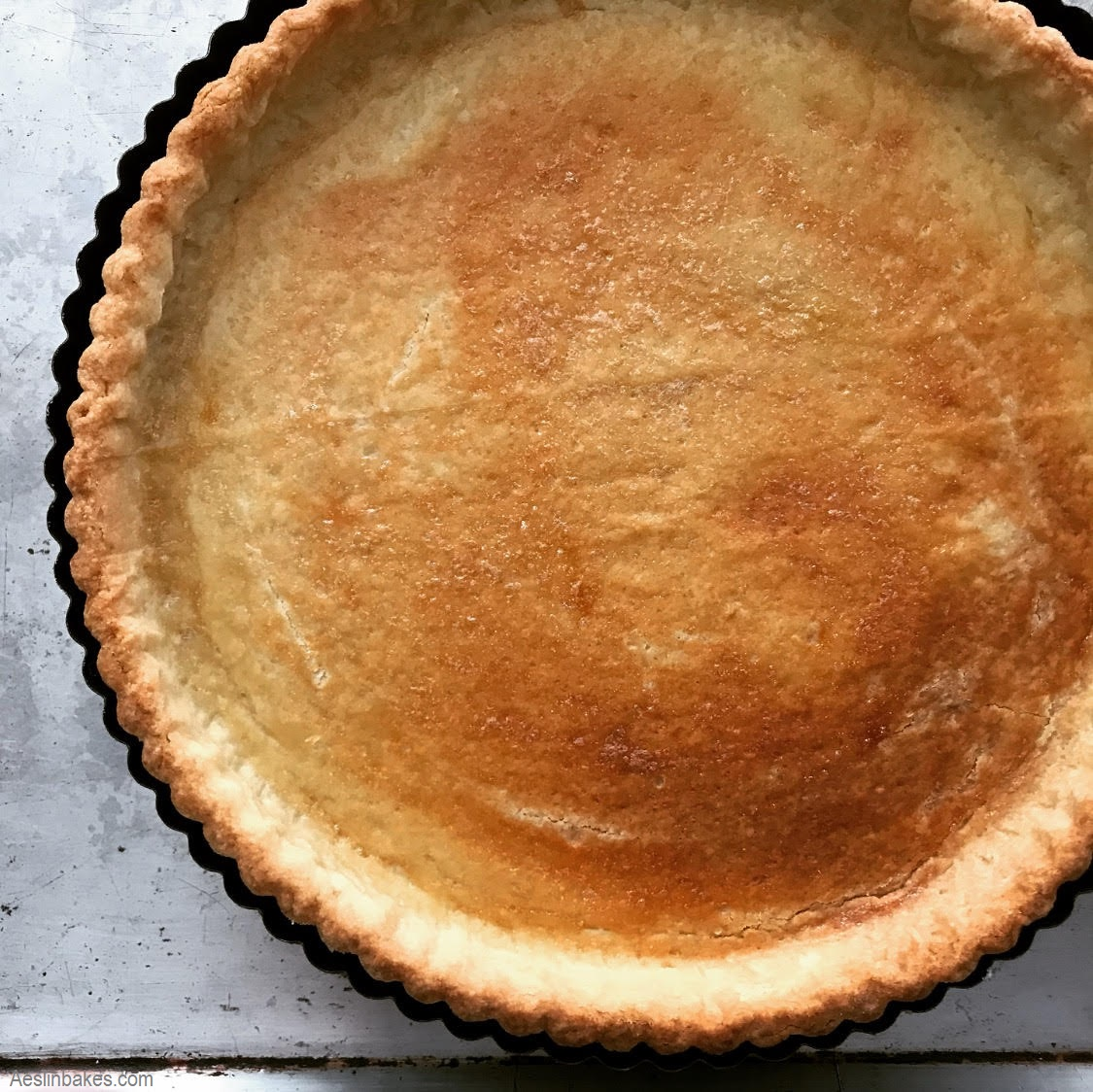 fully baked sweet pastry