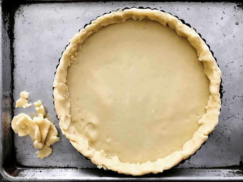 patched tart shell whole