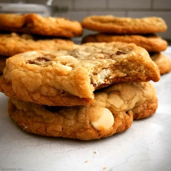 Two Soft & Chewy Chocolate Chip Cookies