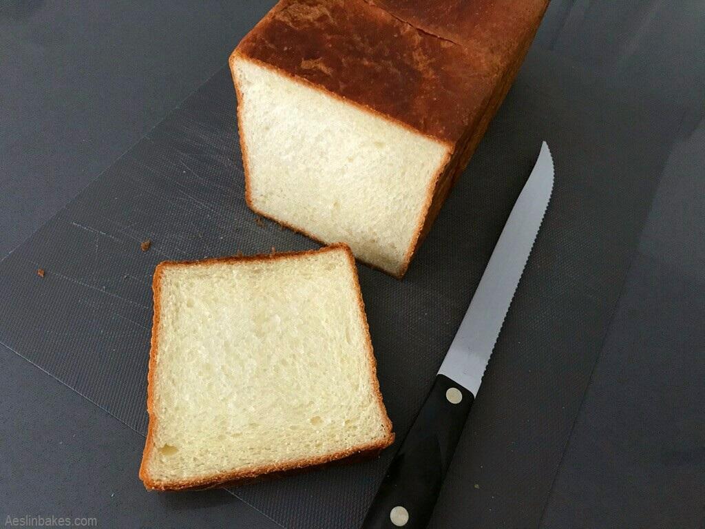 brioche Pullman loaf