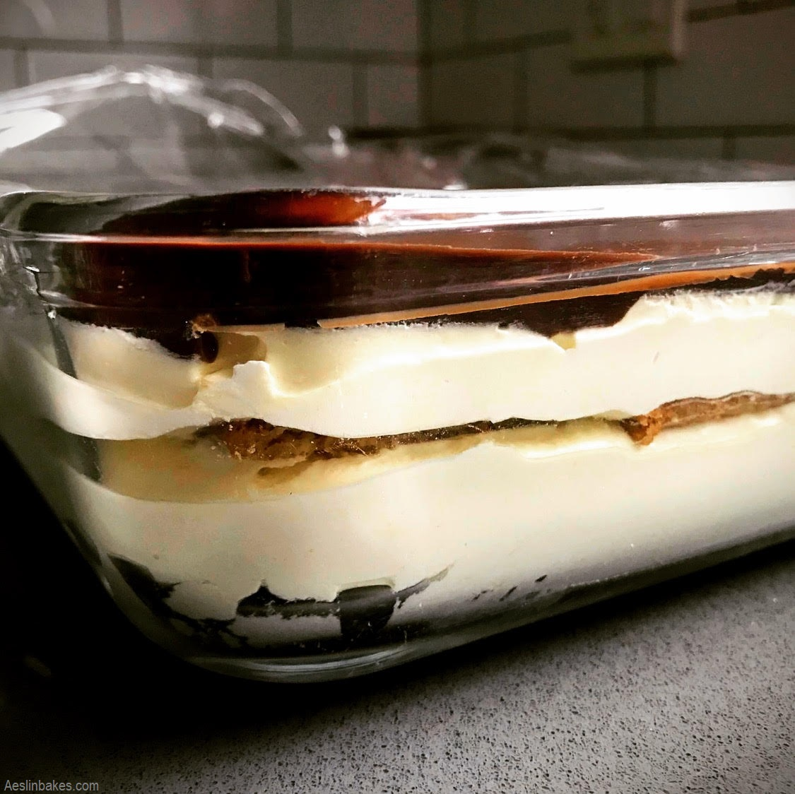 layers in eclair cake