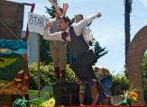 The Hare gets a running start in AESOP AMUCK, August 2015