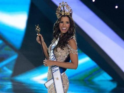 Miss Universe 2015 : Fakta Cukup Mengejutkan dari Paulina Vega
