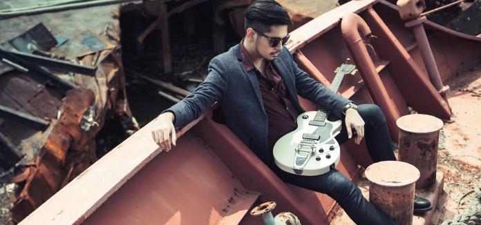 Nash Musisi Gitar Termahal Petra Sihombing