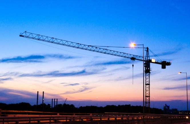 rental tower crane