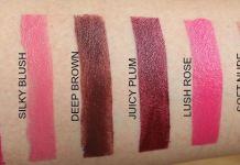 Lipstick Warna Plum