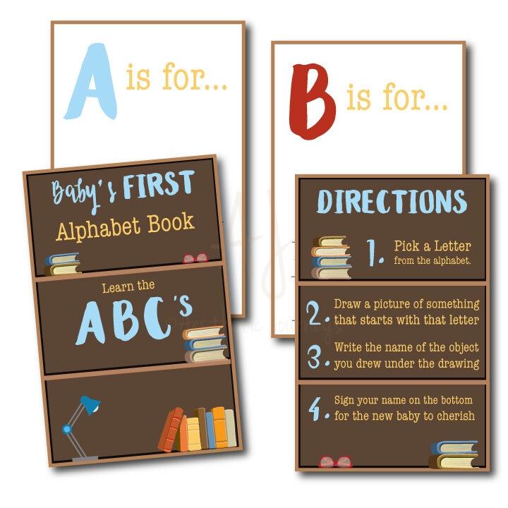 Baby's First Alphabet Book