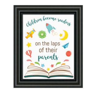 Book Quote Nursery Decor