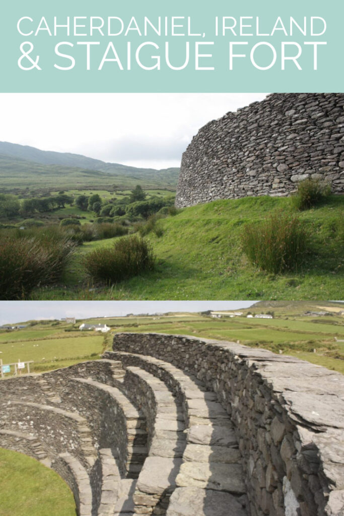 Visit Caherdaniel and Staigue Fort in Ireland