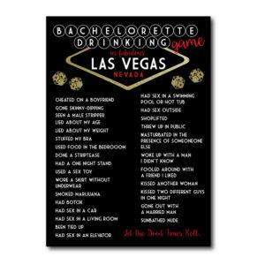 Casino Themed Bachelorette Game