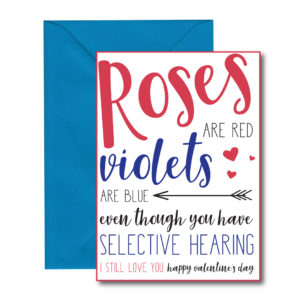 Valentine's Card for Child