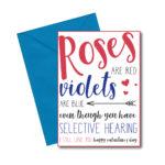 Valentine's Card for Child