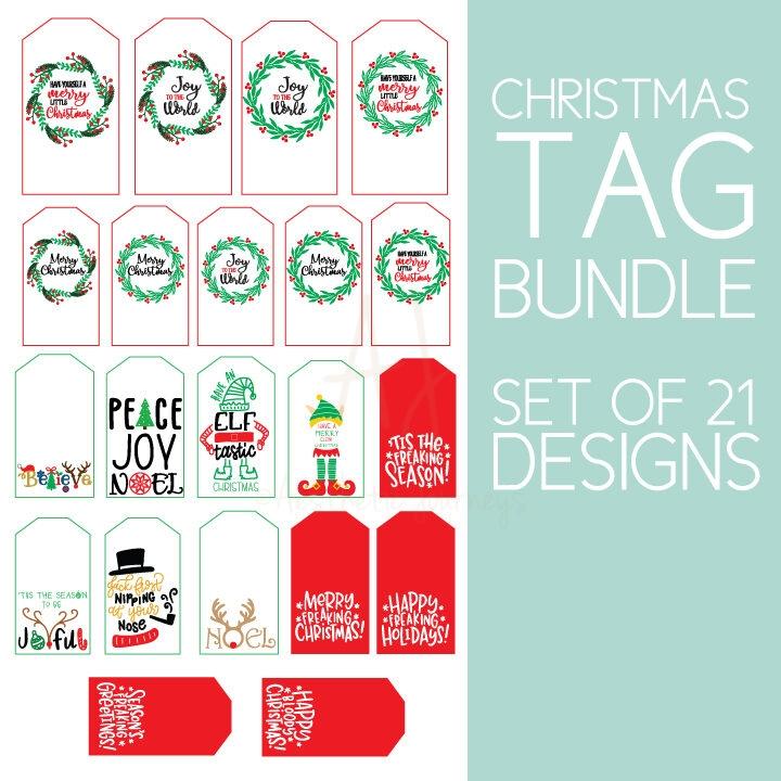 Christmas.Tag.Bundle
