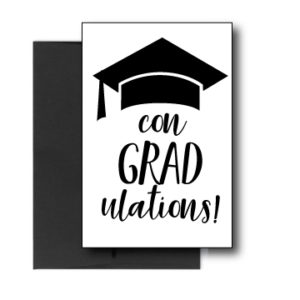 Congrats Card for Graduation