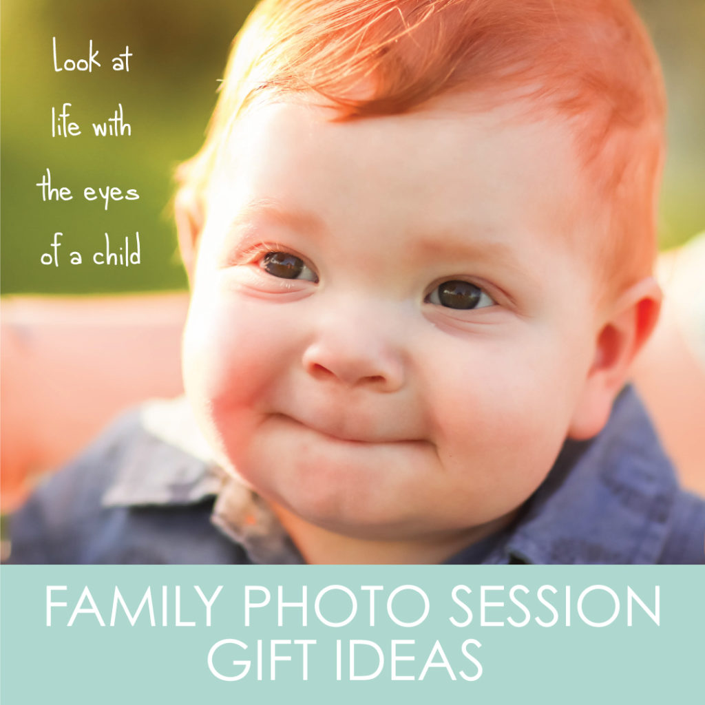 Create unique home decor with photos from your session.