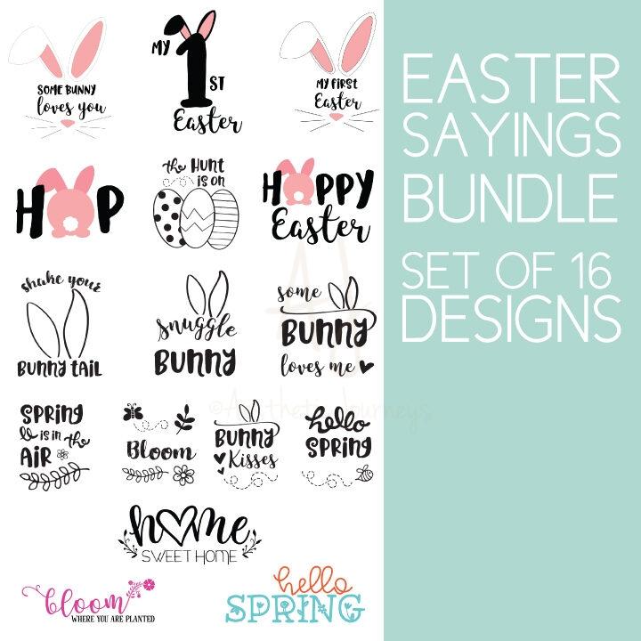Easter.Sayings.Bundle