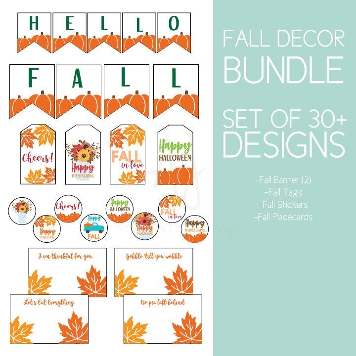 Fall.Decor.Bundle