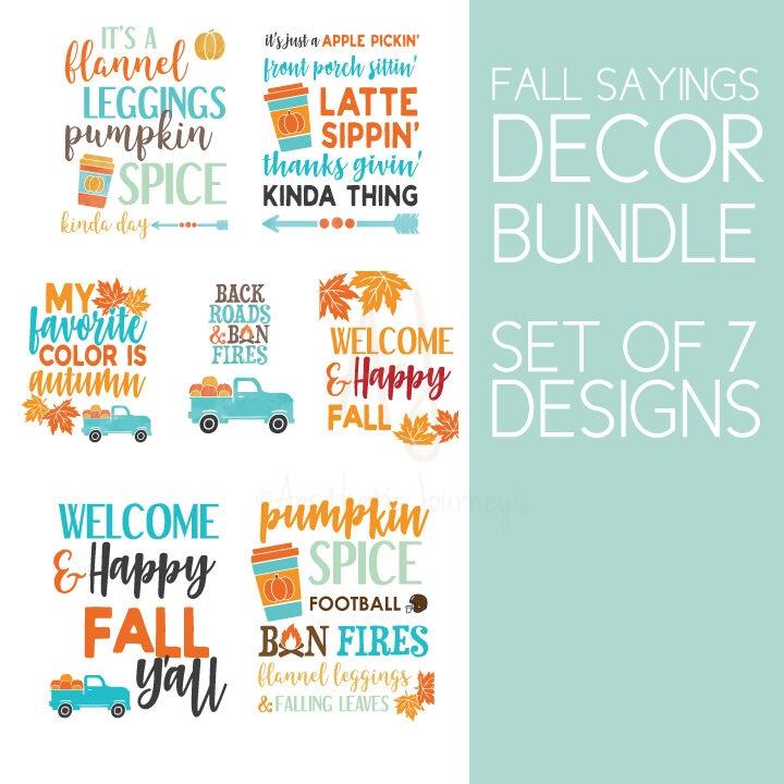 Fall.Sayings.Bundle