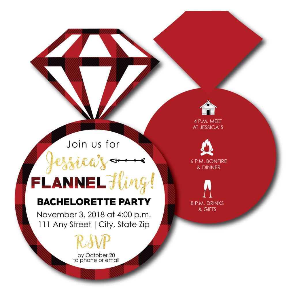 Flannel Fling Bachelorette