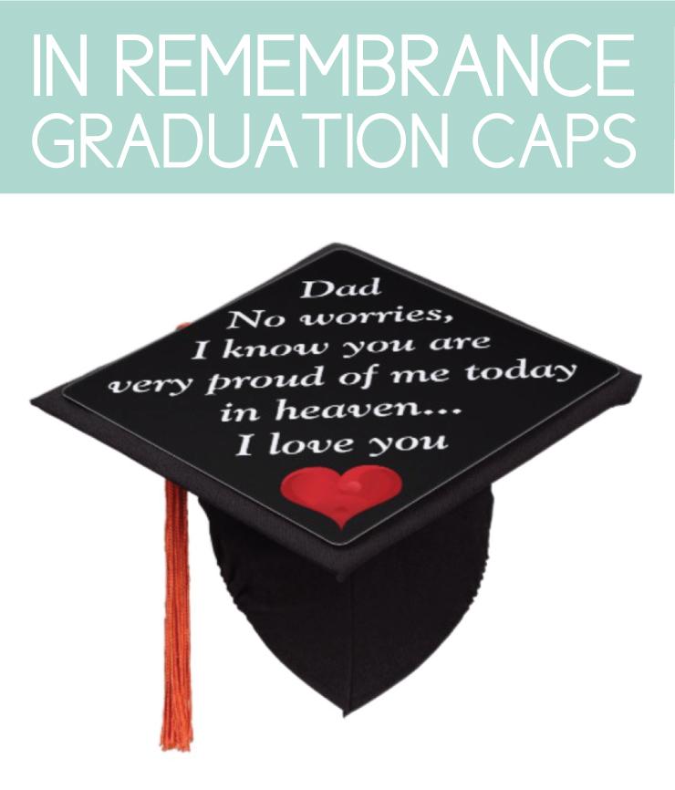 In Remembrance Graduation Cap