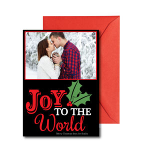 Photo Holiday Cards