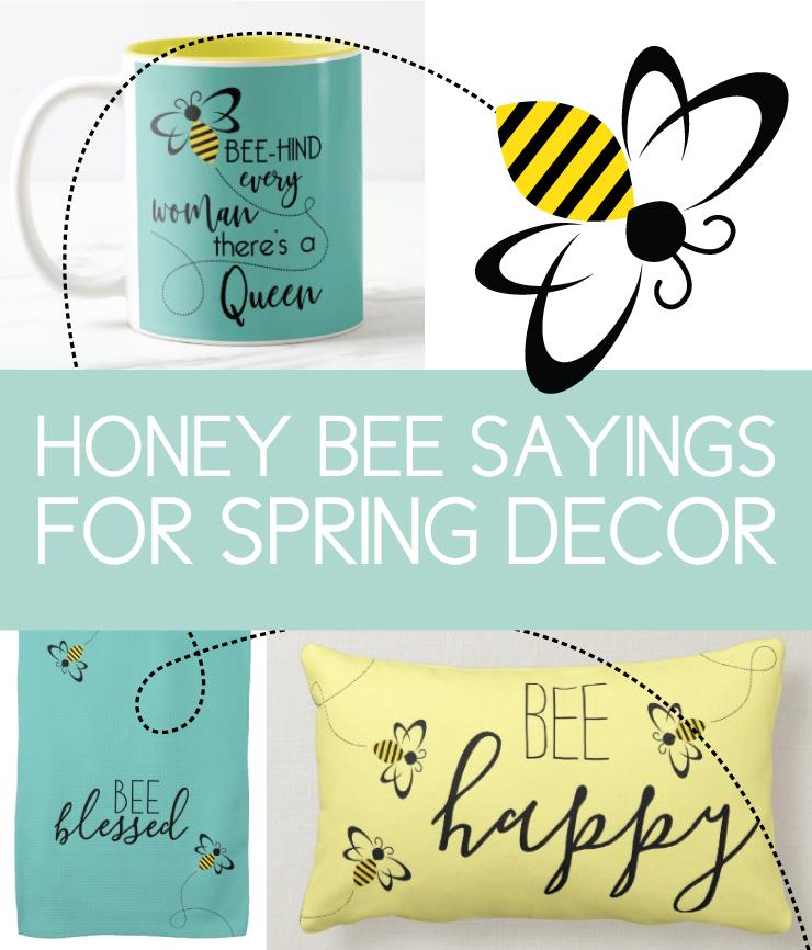 Honey Bee Sayings