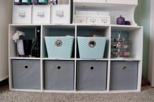 Craft Room Baskets
