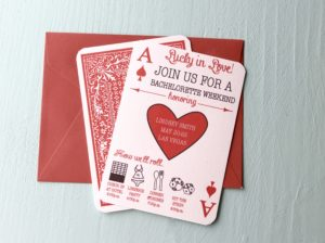 Non-traditional bridal showers: Game Night