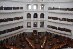 Lovely Melbourne Library