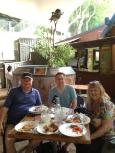 Breakfast with Koalas on Hamilton Island