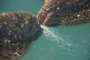 Horizontal Waterfalls Phenomenon