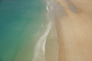 Fly Over the Famous Cable Beach