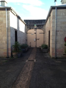 Mount Gambier Gaol now made into a Hotel