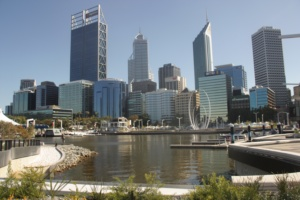 Lovely city of Perth
