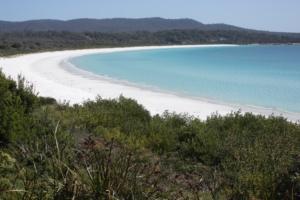 Gorgeous beaches of Tasmania
