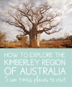 Explore the Kimberley